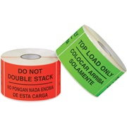 Special Handling Labels - Bilingual