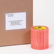 "6"" x 72 yds. 3M - 821 Label Protection Tape"